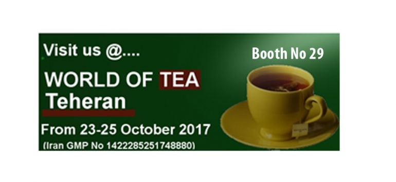 World of Tea - Tehran 2017