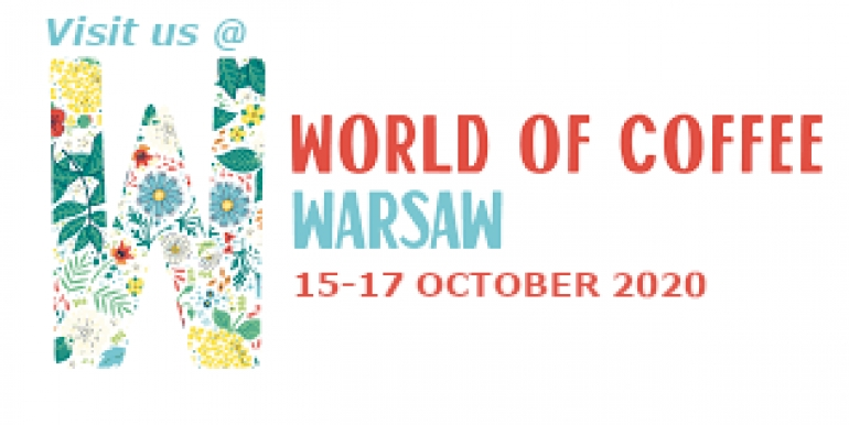 World of coffee Poland (15-17, October, 2020)